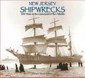 New Jersey Shipwrecks, Margaret Thomas Buchholz, 0945582943