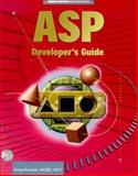 ASP Developer's Guide, Buczek, Greg, 0072122943
