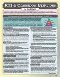 RTI and Classroom Behaviors, Wright, Jim, 1934032948