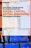 Social Capital, Social Identities : From Ownership to Belonging, , 3110292947