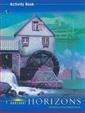 Act Bk States and Regions Horizo, HARCOURT SCHOOL PUBLISHERS, 0153402954
