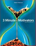 3-Minute Motivators, Paterson, Kathy, 1551382954