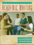 Perspectives on Academic Writing, Calderonello, Alice H. and Nelson-Beene, Donna, 0023182954