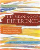 General Combo the Meaning of Difference with LearnSmart, Rosenblum, Karen and Travis, Toni-Michelle, 1259322955