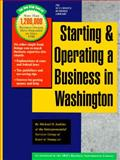 Starting and Operating a Business in Washington, Jenkins, Michael D. and Ernst and Young Staff, 1555712959