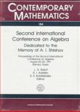 Second International Conference on Algebra, Altaiskii Krai, Russia) International Conference on Algebra (2nd : 1991 : Barnaul, L. A. Bokut, 082180295X