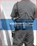Introduction to Security : Operations and Management, Ortmeier, P. J., 0132682958
