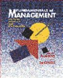 Fundamentals of Management : Essential Concepts and Applications, Robbins, Stephen P., 0135022959