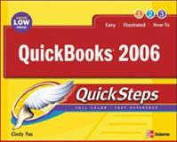 QuickBooks 2006, Cindy Fox, 0072262958