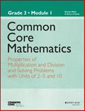 Properties of Multiplication and Division and Solving Problems with Units of 2-5 and 10, Common Core, 1118792955