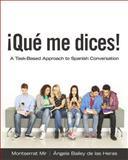 ¡Qué Me Dices!, Mir, Montse and Bailey de las Heras, Angela, 0133792951