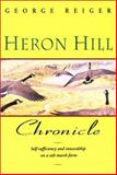 Heron Hill Chronicle, George Reiger, 1558212965