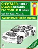 Haynes Chrysler Cirrus, Dodge Stratus and Plymouth Breeze 1994, Scribner, Marc M. and Haynes, J. H., 1563922967