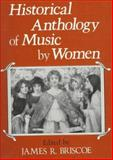 Historical Anthology of Music by Women, , 0253212960