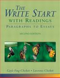The Write Start with Readings : Paragraphs to Essays, Feng-Checkett, Gayle and Checkett, Lawrence, 0321142969