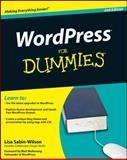 WordPress For Dummies, Lisa Sabin-Wilson, 0470402962