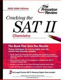 Cracking the SAT II, Theodore Silver, 0375762965