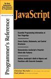 JavaScript Programmer's Reference, MacAuley, Christian and Jobson, Paul, 0072192968