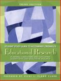 Study Guide for Educational Research : Planning, Conducting, and Evaluating Quantitative and Qualitative Research, Creswell, John W., 0131592963