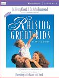 Raising Great Kids for Parents of Preschoolers, Henry Cloud and John Townsend, 0310232961