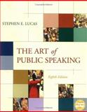 The Art of Public Speaking, PowerWeb and Topic Finder, Lucas, Stephen E., 007256296X
