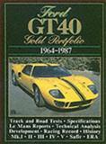Ford GT40 1964-1987, Gold Portfolio, Clarke, R. M., 1870642961