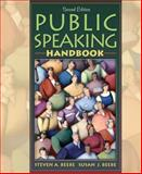 The Public Speaking, Beebe, Susan J. and Beebe, Steven A., 0205502962