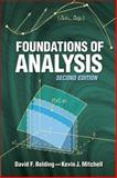 Foundations of Analysis 2nd Edition