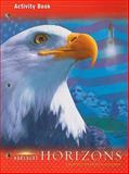 Act Bk US History Horizons 200, HARCOURT SCHOOL PUBLISHERS, 0153402962