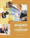 Principles of Management and Leadership (Preliminary Second Edition), Hallam, Stephen F., 162661296X