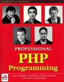 PHP Programming, Castagnetto, Jesus and Shumann, Sascha, 1861002963