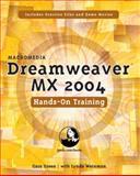 Macromedia Dreamweaver MX 2004 Hands-on Training, Garo Green, 032120297X