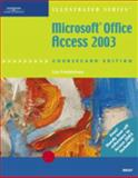 Microsoft Access 2003, Illustrated, Coursecard Edition, Friedrichsen, Lisa, 1418842974