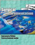 Surgical Instrumentation, Phillips, Nancymarie and Sedlak, Patricia, 1401832970