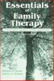 Essentials of Family Therapy 9780891082972