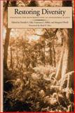 Restoring Diversity : Strategies for Reintroduction of Endangered Plants, , 1559632976