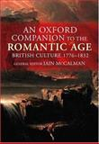 The Romantic Age : British Culture, 1776-1832, , 0198122977