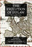 The Evolution of EU Law, Paul Craig, Grainne de Burca, 0199592977