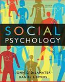 Social Psychology, DeLamater, John D. and Myers, Daniel J., 0495812978