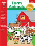 The Best of the Mailbox Themes - Farm Animals, The Mailbox Books Staff, 1562342975