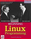 Linux Programming, Matthew, Neil and Stones, Richard, 1861002971