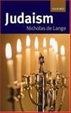 Judaism, Nicholas de Lange, 0199252971