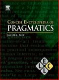 Concise Encyclopedia of Pragmatics, , 0080962971