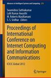 Proceedings of International Conference on Internet Computing and Information Communications : ICICIC Global 2012, , 8132212983