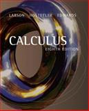Calculus, Larson, Ron and Edwards, Bruce H., 061850298X