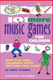 101 More Music Games for Children, Jerry Storms, 0897932986