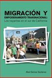 Migración y Empoderamiento Transnacional, Abel Gómez Gutiérrez, 1463352980