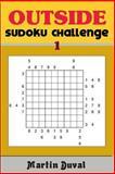 Outside Sudoku Challenge 1, Martin Duval, 1495412989