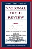 National Civic Review, Spring 2002 Vol. 91, No. 1 : Issues in Local Government Structure and Performance, , 0787962988