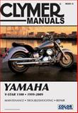 Yamaha V-Star 1100 1999-2009, Clymer Publications Staff, 1599692988